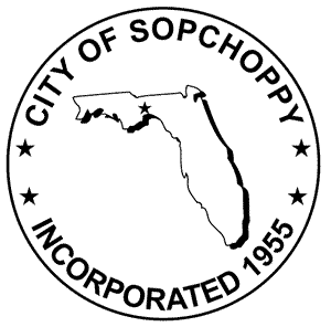 Sopchoppy Worm Gruntin' Festival 5K Sponsor - City of Sopchoppy