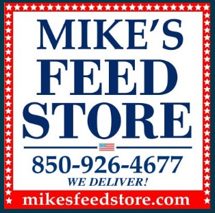 Sopchoppy Worm Gruntin' Festival 5K Sponsor - Mike's Feed Store